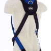 Back of Kestrel Full Body Harness with padding
