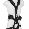 Black Merlin Full Body Harness