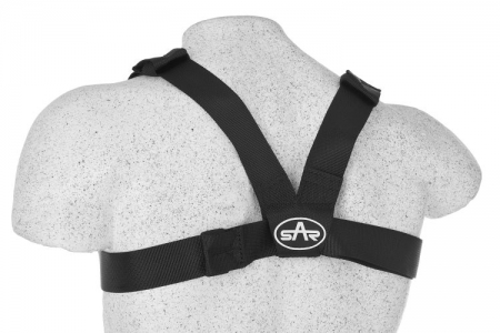 Back of Osprey Chest Harness