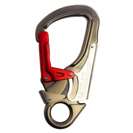 Triple Action Snap Hook