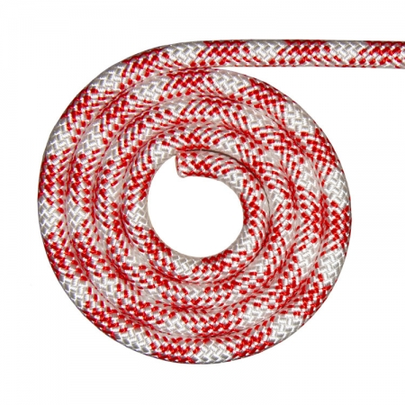 11mm Rescue & Access Rope White & Red