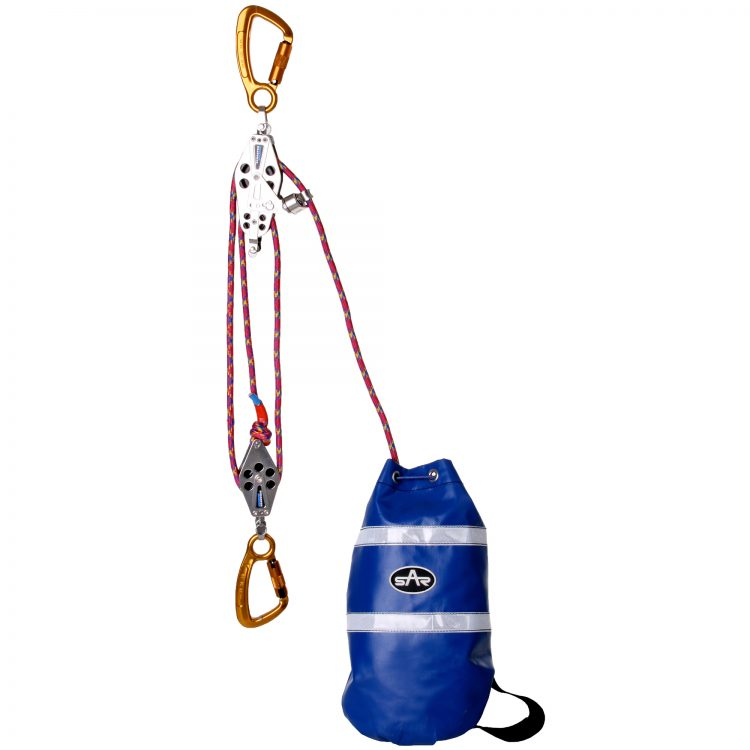 Rope Pulley System : Rescue pulley system sar products