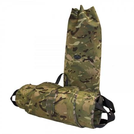 Camouflage Evac Body Splint Bag