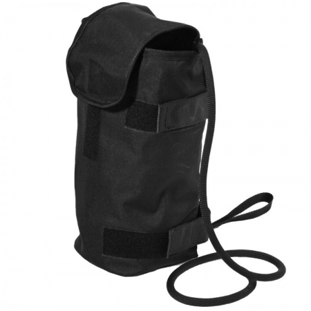 Black Leg Rope Bag