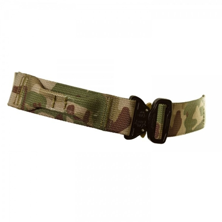 Camouflage Riggers Belt with Eye