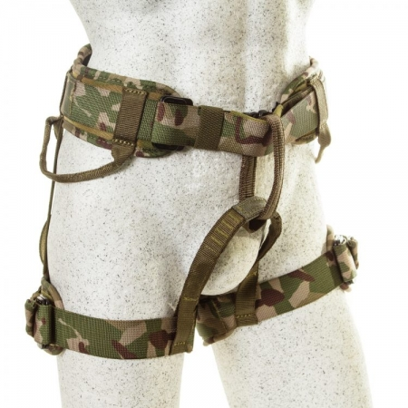 Hawk Sit Harness - Camouflage