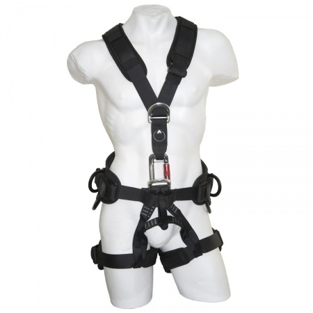 Harrier Chest with Harrier Sit Harness